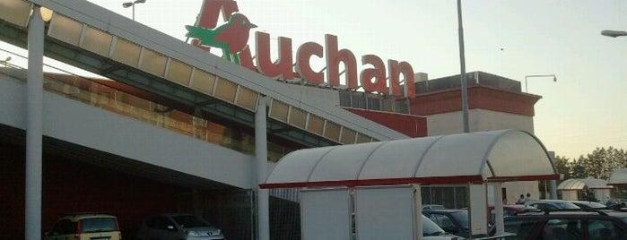 Negozi a roma for Auchan arredamento