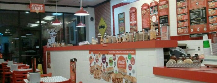 Firehouse Subs is one of dining.
