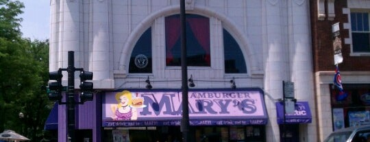 Hamburger Mary's is one of Best in Chicago Dining.
