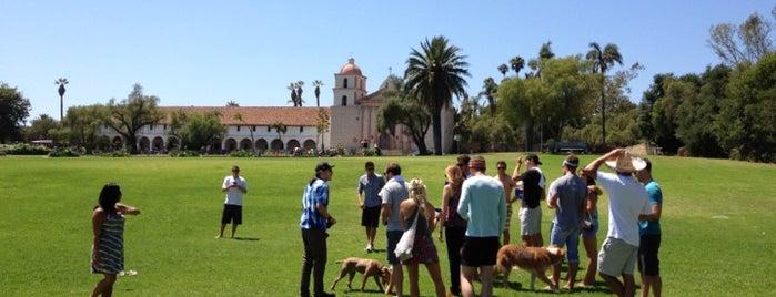 Mission Historical Park & Rose Garden is one of Santa Barbara.