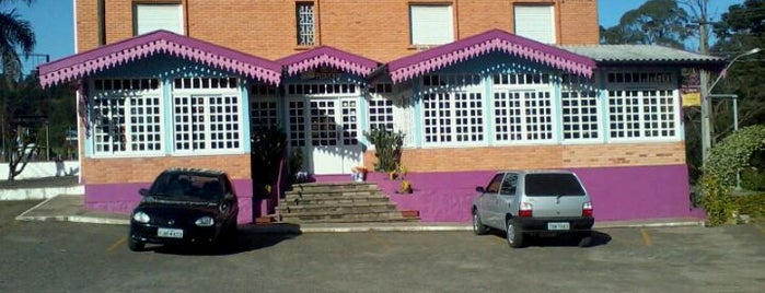 Hotel Pequenino is one of Hoteis.