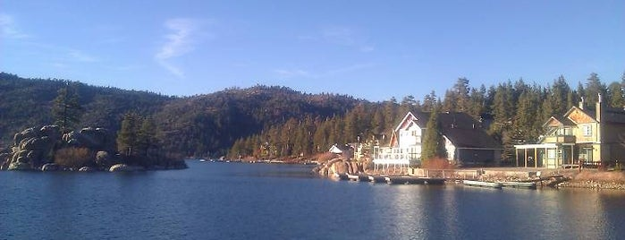 Big Bear is one of Destinations: The San Fernando Valley+.