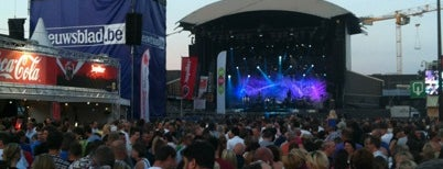Lokerse Feesten is one of Festival List.