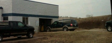 Miracle Car Wash is one of Must-visit Gas Stations or Garages in Dubuque.