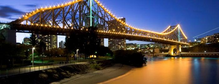 Story Bridge is one of Queensland: Shine Seeker.