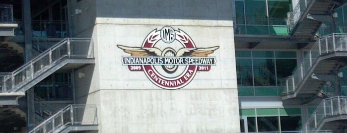 Indianapolis Motor Speedway is one of Great Sport Locations Across United States.