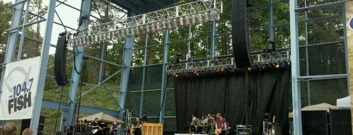 Southern Star Amphitheater is one of Places I Visit : Atlanta.