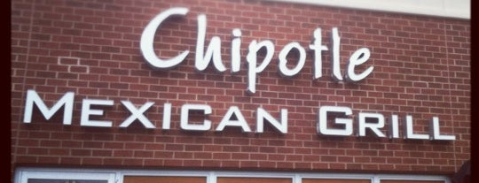 Chipotle Mexican Grill is one of place to eat.