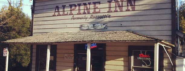 Alpine Inn is one of Burger Joints USA.