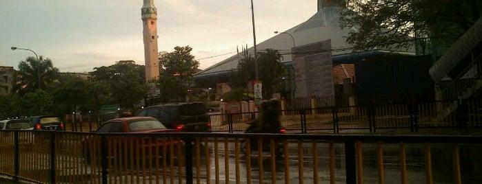 Masjid Al-Imam Ash-Shafie is one of Baitullah : Masjid & Surau.
