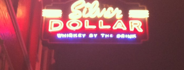 The Silver Dollar is one of Best of 2012 Nominees.