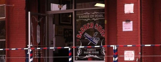 Barber on Pearl is one of Fun.