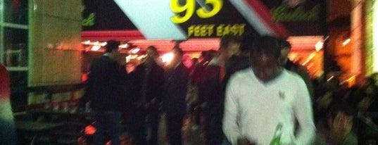 93 Feet East is one of Nightclubs in London.