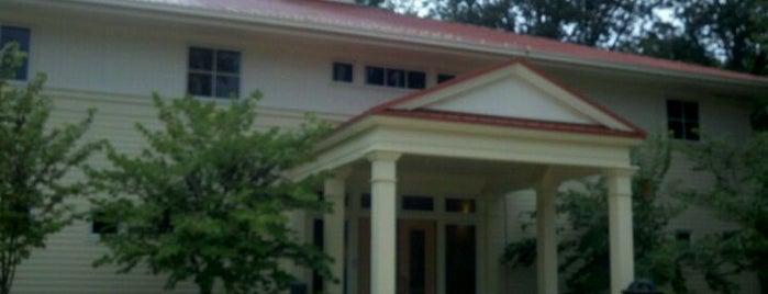 Ulysses S. Grant National Historic Site is one of Mr. President, Mr. President....