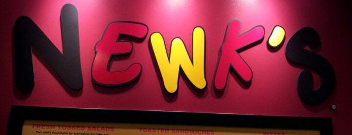Newk's Cafe is one of The 15 Best Places with Good Service in Jacksonville.