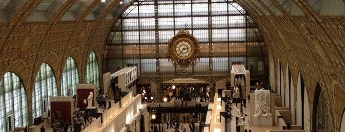 Orsay Museum is one of 100 choses à faire à Paris.
