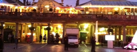 Covent Garden is one of Places to Visit in London.