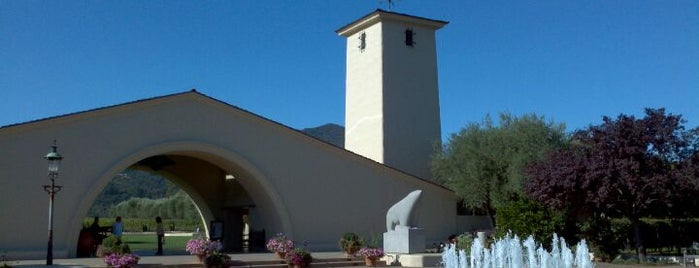Robert Mondavi Winery is one of USA Trip 2013 - The West.
