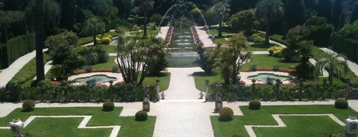 Villa Ephrussi de Rothschild is one of Bucket List Places.
