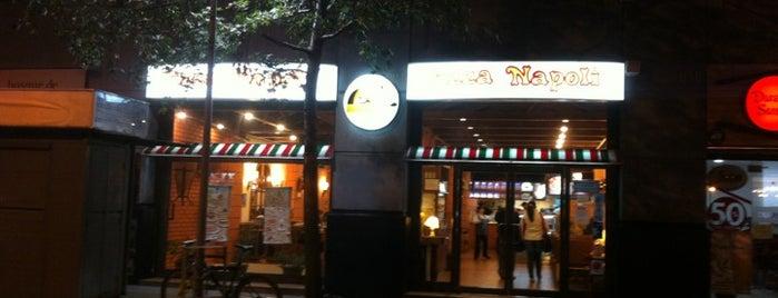 Pizza Napoli is one of Gastronomía en Santiago de Chile.