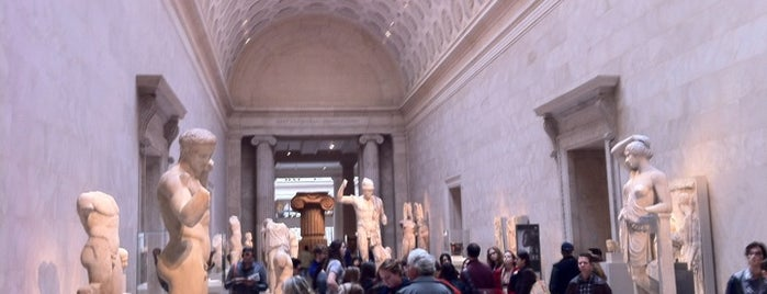 Metropolitan Museum of Art is one of NYC to do.