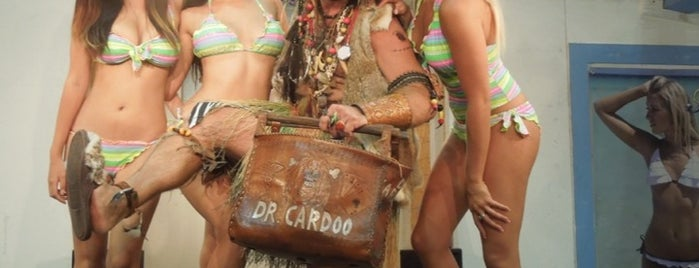 Dr Cardoo's Tiki bar is one of Drink.