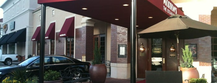 Morton's The Steakhouse is one of Central Dallas Lunch, Dinner & Libations.
