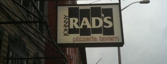 Johnny Rad's Pizzeria Tavern is one of Date Night.