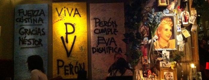 Perón Perón Resto Bar is one of pequeños placeres.