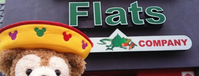 Tijuana Flats is one of St Pete / Tampa area vegan options.