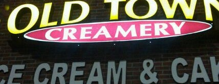 Old Town Creamery is one of The Best of Big D 2012.