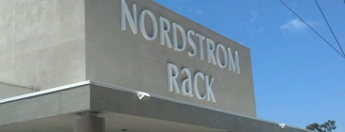 Nordstrom Rack Mission Valley is one of My favorites for Department Stores.