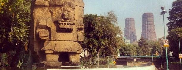Museo Nacional de Antropología is one of 32 Museos que Rockean en el DF.