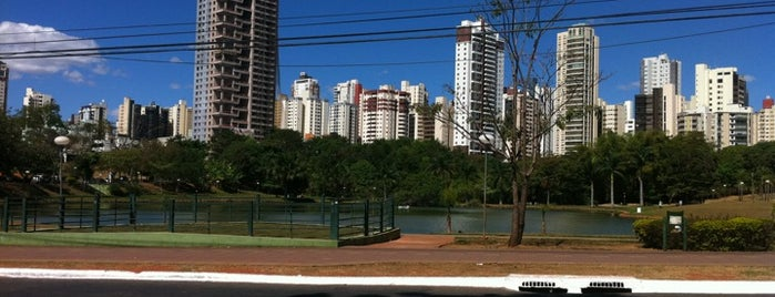 Parque Vaca Brava is one of Goiania's Best Spots.