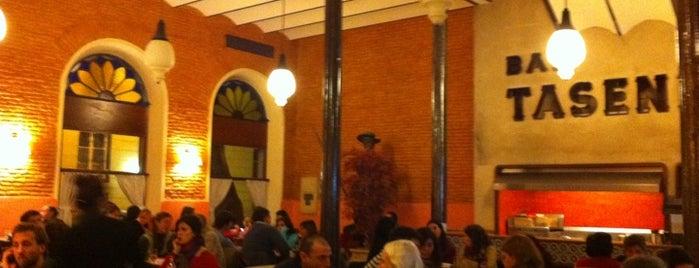 Bar Tasende is one of Bar Cafe.