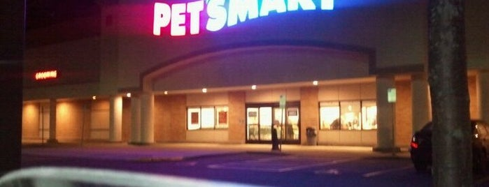 PetSmart is one of My Favorite Places Around The Town.