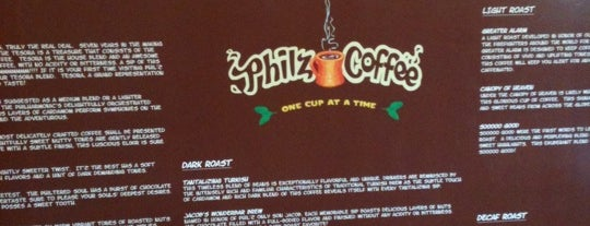 Philz Coffee is one of SF reccomends.