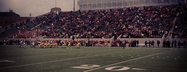 Tom Benson Hall of Fame Stadium is one of Great Sport Locations Across United States.