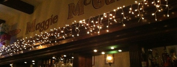 Maggie McGarry's is one of SF sports bars.