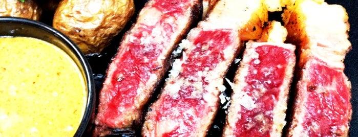 Comida Española y Argentina