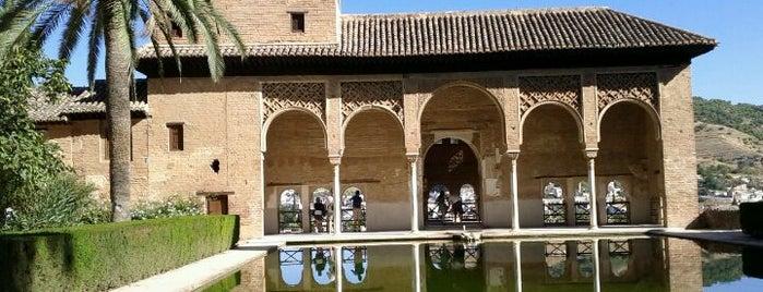 La Alhambra y el Generalife is one of Maravillas del mundo.