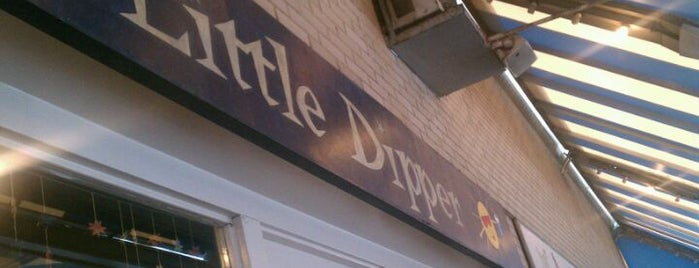 Little Dipper Cafe is one of Roanoke Restaurants I recommend.