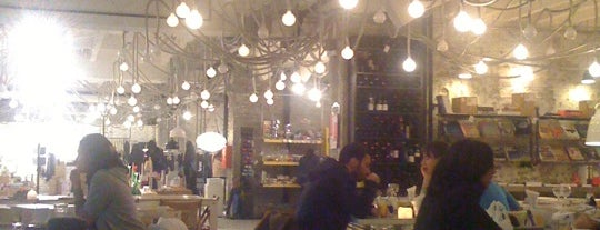 Supermarket Concept Store is one of Top 10 favorites places in Belgrade, Serbia.