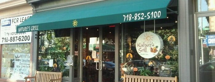 Nature's Grill Cobble Hill is one of Favorite Restaurant In NYC.