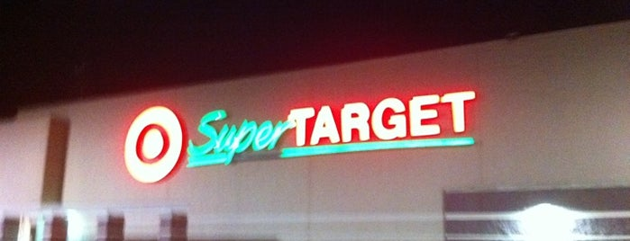 Target is one of Baton Rouge.