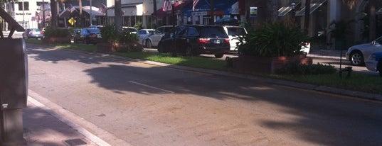 Las Olas Boulevard is one of Local Favorites in Fort Lauderdale #VisitUS.