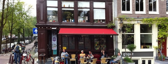 Café Pieper is one of Amsterdam.