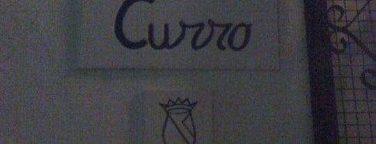 Anca Curro is one of 41 Bares imprescindibles de España.