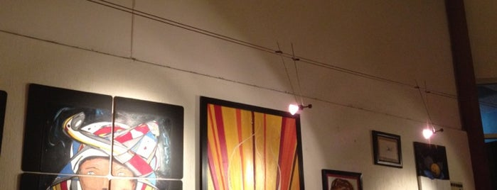 Cafe Miguel Angel is one of KFESSS.