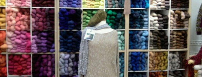 Loopy Yarns is one of Shop Local.